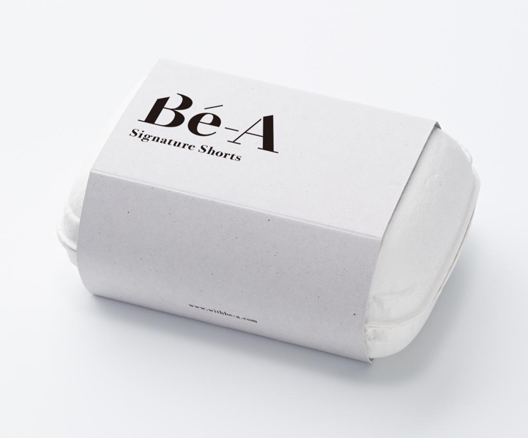 Be-A Japan/ベア ジャパン 超吸収型生理ショーツ ベア シグネチャー ショーツ パッケージ写真