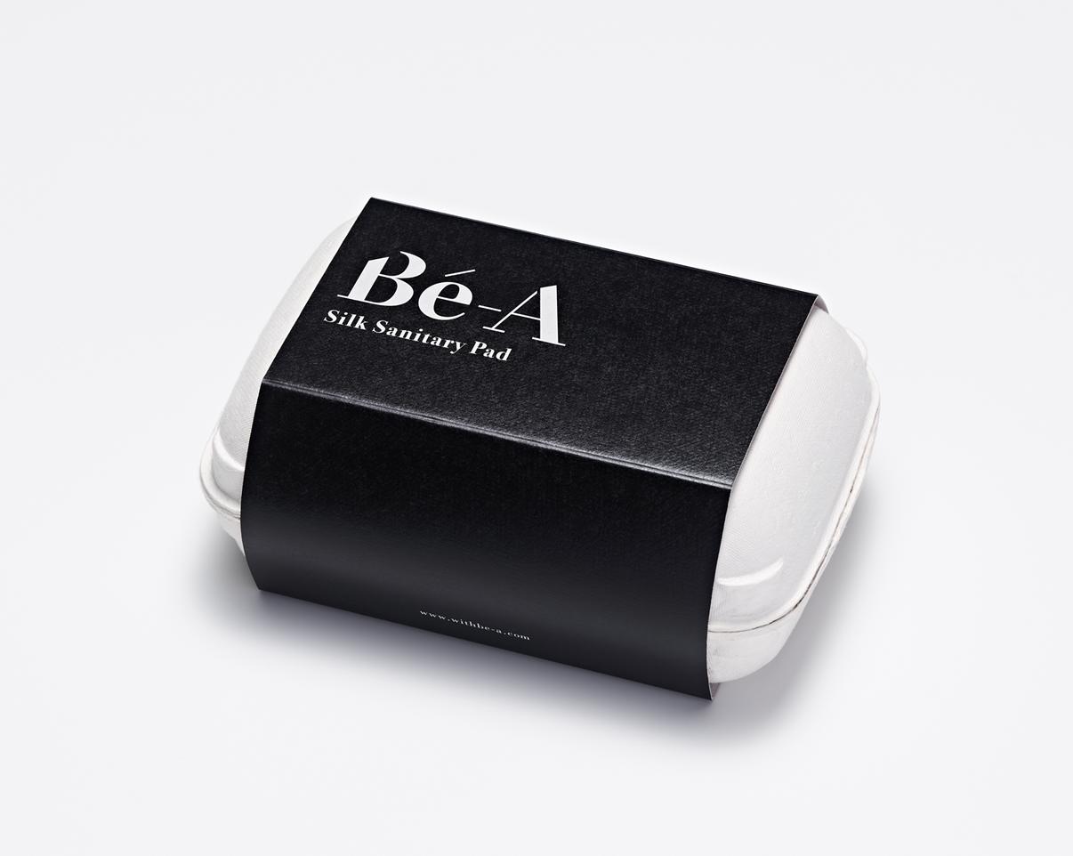 Be-A Japan/ベア ジャパン:ベア シルクナプキン パッケージ写真