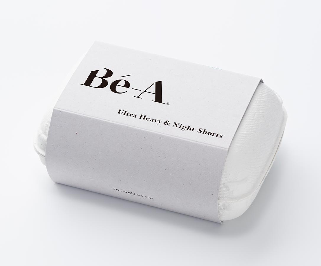 Be-A Japan/ベア ジャパン 超吸収型生理ショーツ ベア ウルトラヘビー&ナイト パッケージ写真