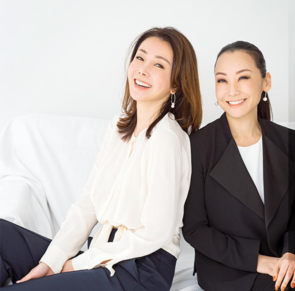 Bé-A Japan(ベア ジャパン) 代表取締役CEO 山本 未奈子(左)Bé-A Japan(ベア ジャパン) 代表取締役COO 高橋 くみ(右)
